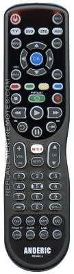 NEW ANDERIC Remote Control for  101305/A1, 101305A1, 102040, 10505, 1056B01