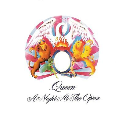 Queen - A Night At The Opera - Cd New Sealed 2011