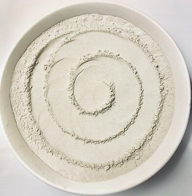 1 LB  100% Pure USA Bentonite Clay Food-Grade Detox/mask