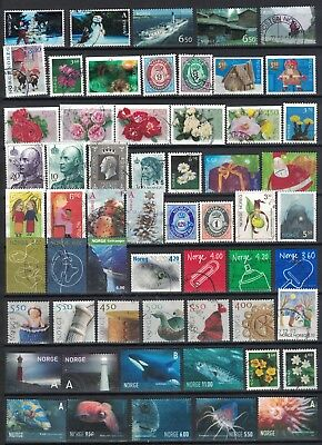 NORWAY USED STAMPS   (Lot HT2)