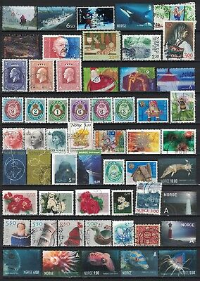 NORWAY USED STAMPS    (Lot TO2)