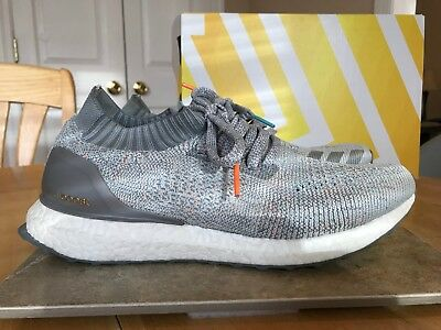 3570e52627065 Adidas Ultra Boost Uncaged Bb4489 Size 8.5 Men s Shoes Grey And White  Running