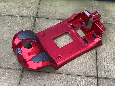 Invacare Lynx Front Red Body Main Panel Plastic Mobility Scooter Spare Part