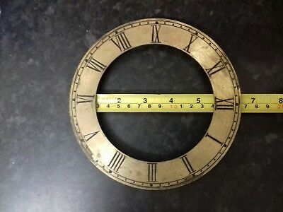 Antique Chapter Ring clock spares
