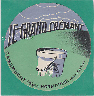 M22 Fromage Camembert Lavril Pacy Sur Eure Grand Cremant