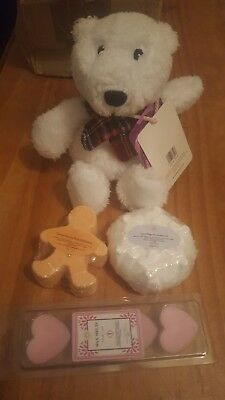 Intelex Warmies Microwaveable Lavender Scented Soft Toy  Mini Polar Bear