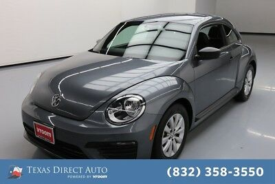 2017 Volkswagen Beetle - Classic 1.8T S 2dr Coupe Texas Direct Auto 2017 1.8T S 2dr Coupe Used Turbo 1.8L I4 16V Automatic FWD