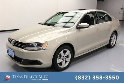 2014 Volkswagen Jetta TDI 4dr Sedan 6A w/Premium Texas Direct Auto 2014 TDI 4dr Sedan 6A w/Premium Used Turbo 2L I4 16V Automatic