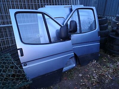 FORD Transit MK5 Smiley - Front Electric Doors - SOLID - RARE!