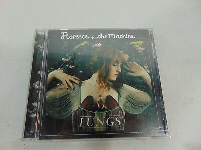 Florence And The Machine - Lungs - Cd Album Used