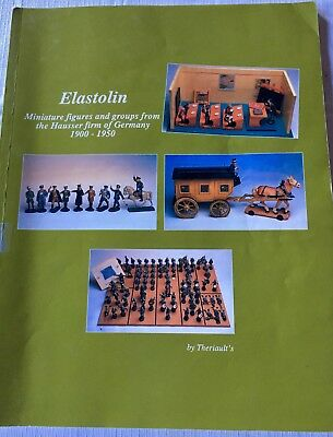 ELASTOLIN: Book By Theriault