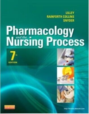 TEST BANK Pharmacology and the Nursing Process by Shelly Rainforth Collins