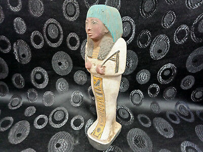Heroghliph Ushabti Ancient Egypt Civilisation Antique Shabti Statue
