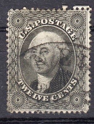 US  # 36 VFused  series 1857, cv=$ 350