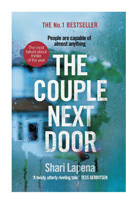 The Couple Next Door by Shari Lapena  Paperback Book