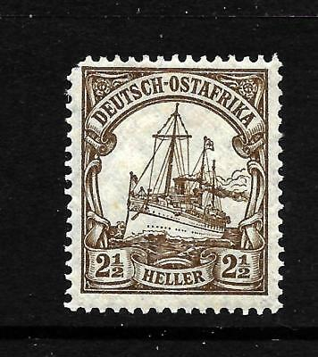 Hick Girl Stamp- Old Mh. German-East  Africa  Sc#22   Issue 1905    X5053