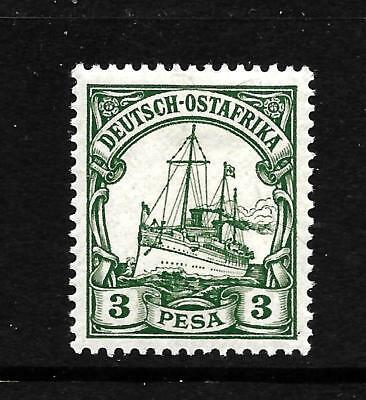Hick Girl Stamp- Old Mh. German-East  Africa  Sc#12   Issue 1900    X5054