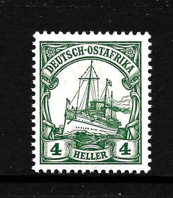 Hick Girl Stamp- Old Mh. German-East  Africa  Sc#32   Issue 1905    X5055
