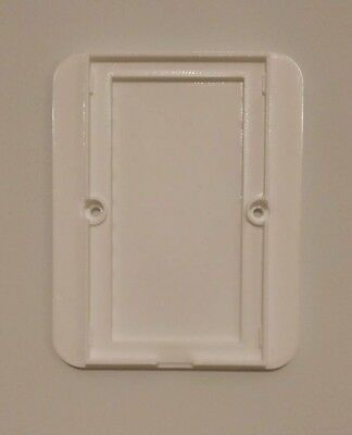 Philips Hue Dimmer UK Light Switch Converter - Adapter - Cover 0mm Blank Plate