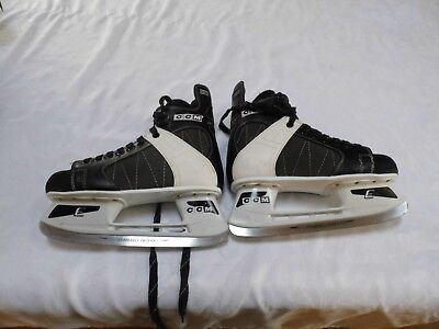 mens CCM Intruder 55 ice hockey skates Size 10 lightly used great condition
