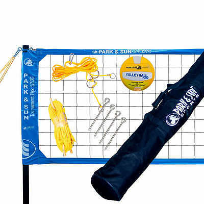 Park and Sun Sports Volleyball Set Tour Flex 1000 System