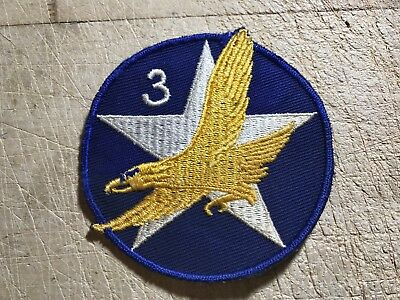 Cold War/Vietnam? US AIR FORCE PATCH 3rd Pilot Academy Training? ORIGINAL USAF!
