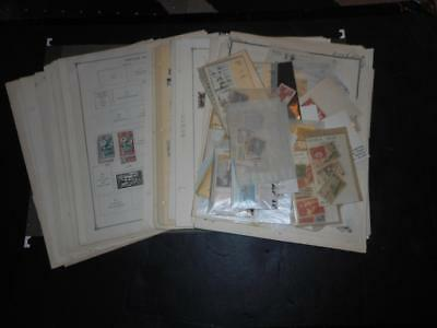 Worldwide Collection Mint & Used Countries Starting with F