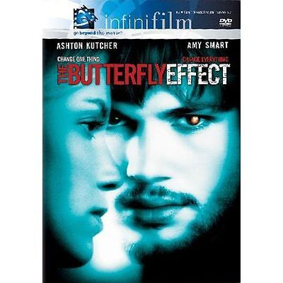 The Butterfly Effect (Infinifilm Edition), Good DVD, Elden Henson, Melora Walter