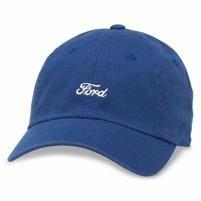65132b9272b American Needle Micro Slouch Casual Baseball Dad Hat Ford Mustang
