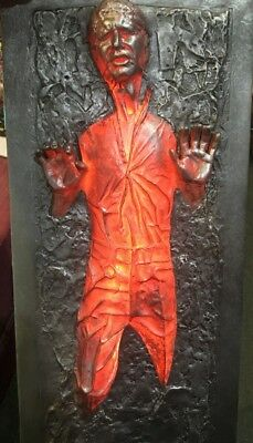 Star Wars Han Solo Carbonite Premium Format Figure  Mib Sideshow 300120