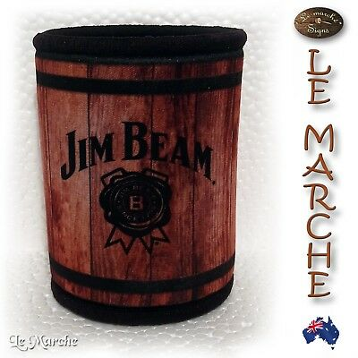 RARE Collectors JIM BEAM Wet Suit Stubby Can Holder BRAND NEW