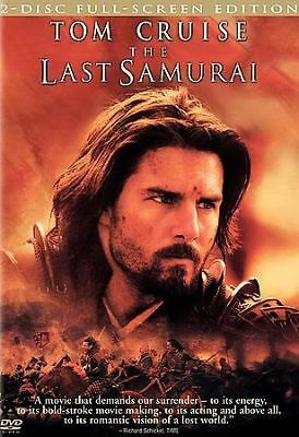 The Last Samurai (2-Disc Full Screen Edition)