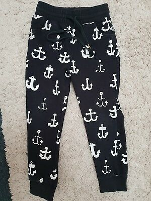 Littlehorn anchor trackies size 6