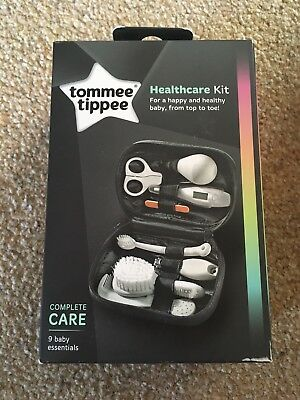 Tommee Tippee Healthcare 9 Essential Baby Care Products