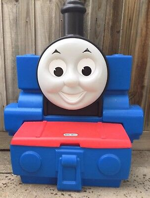 Thomas The Tank Engine Toy Box And Bench Seat Large Little Tikes