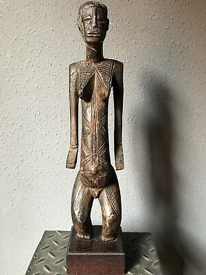 Old Basangue from NIgeria, (provenance)