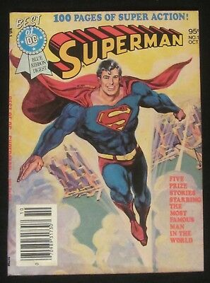 Superman...Best of DC #1 (1979) VF/NM 9.0...DC Digest 100 pages
