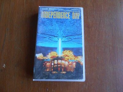 "cassette video ""Independence  day"""