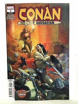 Conan the Barbarian #1 - 1st Print - Marvel - Bagged & Boarded