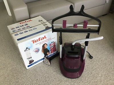 Tefal Expert Precision Garment Steamer IT9500 Used Only Once