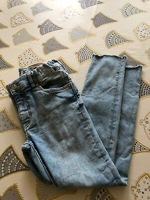 Boys H&M Jeans Age 7-8 Years