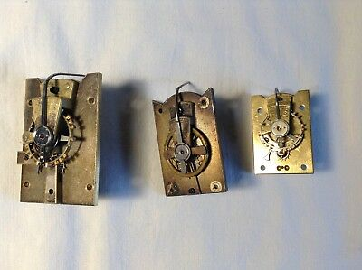 Platform Escapements for Spares or repair