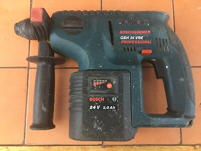 Bosch GBH24VRE Cordless Drill And Battery