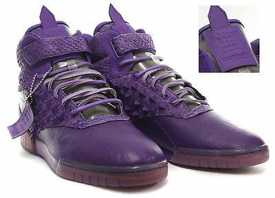 f094369f551e Reebok Patrick Mohr EXO FIT HI CLEAN PM Real Leather Designer Trainers