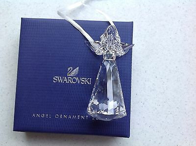 Swarovski 2015 ANNUAL EDITION ANGEL CHRISTMAS ORNAMENT - Limited Edition MIB