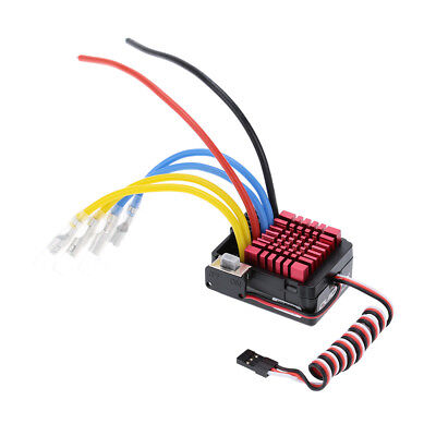 Hobbywing 30105400 Quicrun 860 Dual Motor Brushed 60A ESC w/ 5V /32A BEC