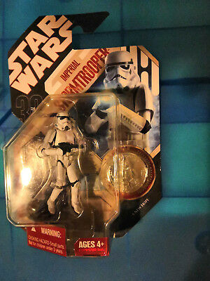 Star Wars imperial Stormtrooper 30 th