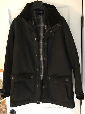 Gant Winter Coat (Similar To Barbour)