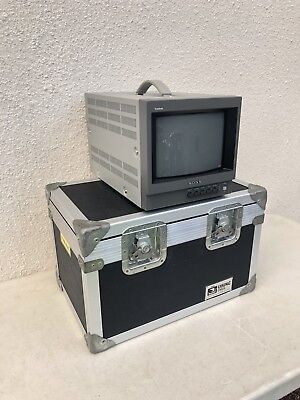 Sony PVM8040 - great for A/V, Retro Gaming! Color video monitor