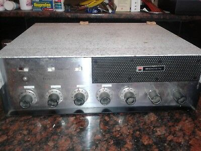Bogen MX60 tube amp 6L6GC 7247 bench checked and Serviced Complete